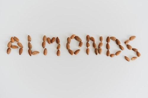 アーモンドのレシピ
