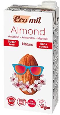 エコミルアーモンドミルク